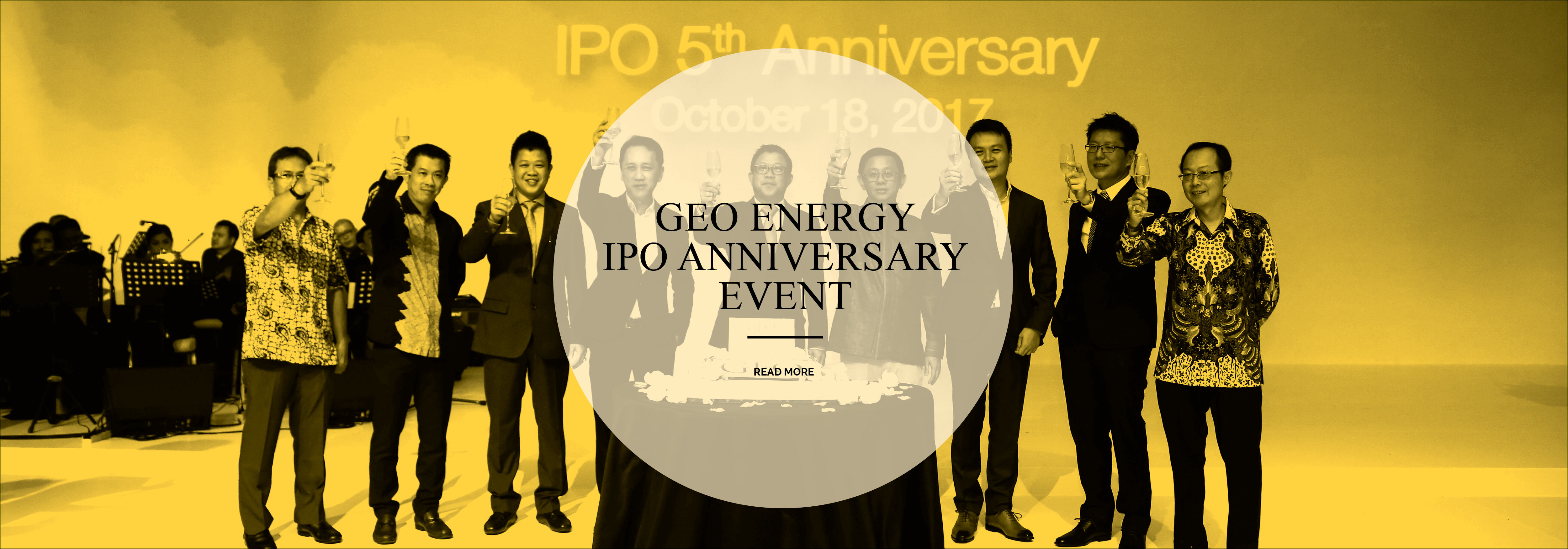Home optimising momentum driving performance geo energy ipo anniversary event sciox Image collections